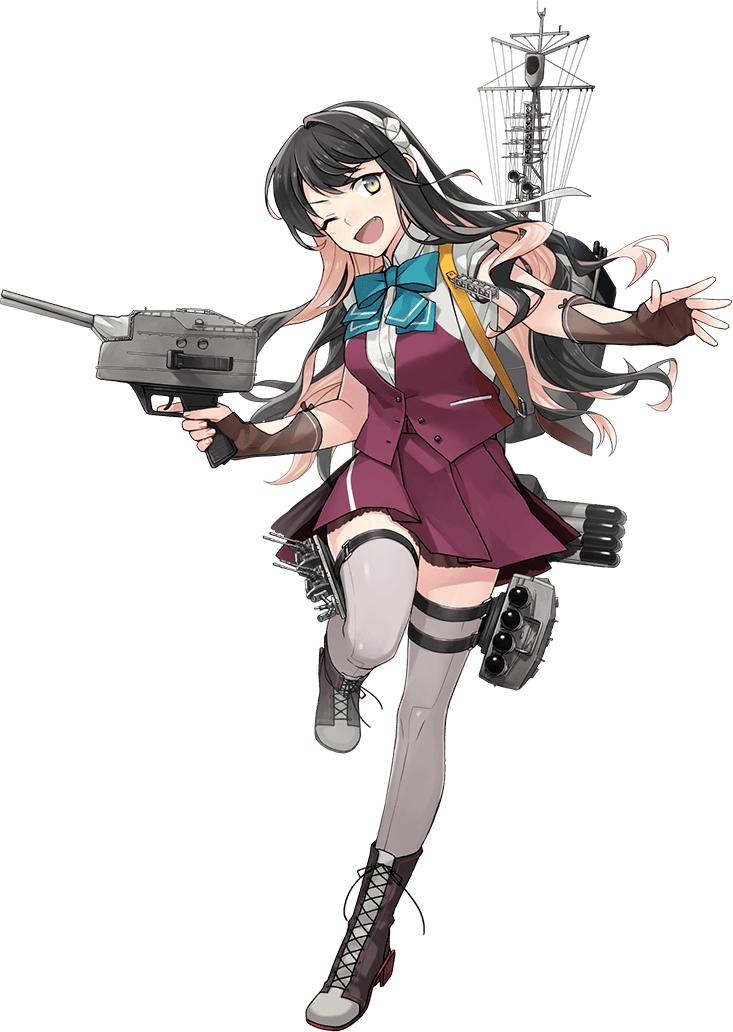 Naganami Kai Ni Summer Uniform Full