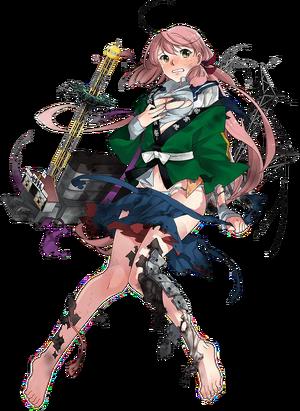Akashi Tekkotsu Bancho Full Damaged