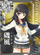 Isokaze Card