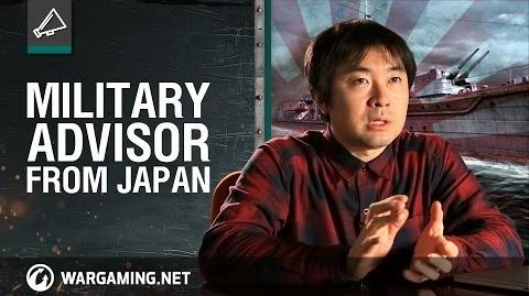 Military Advisor from Japan