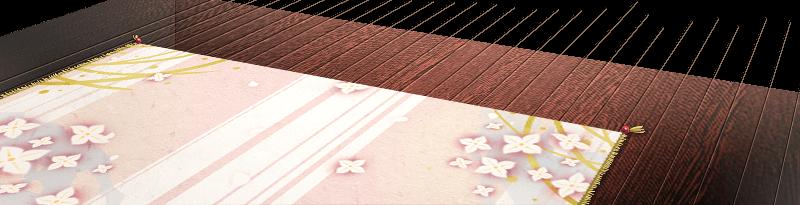 Winter daphne floor