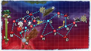 Fall 2017 Event E-2 Map