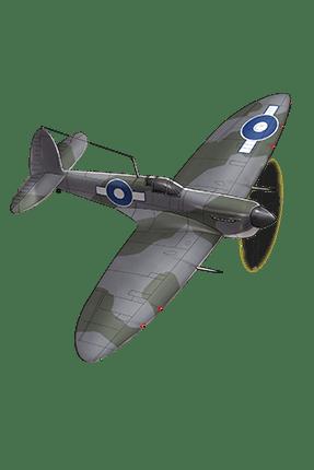 Seafire Mk.III Kai 252 Equipment