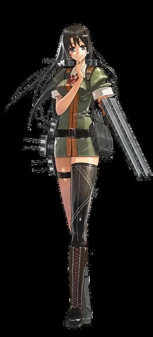 CA Chikuma 072 Full