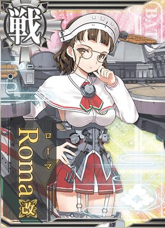 Roma Kai Card