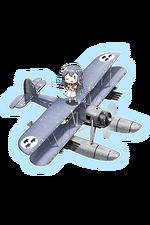 Swordfish Mk.III Kai (Seaplane Model Skilled) 369 Full