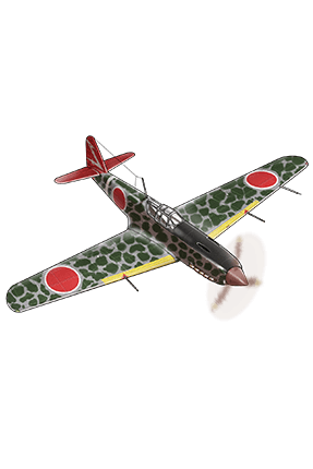 Type 3 Fighter Hien (244th Air Combat Group) | KanColle Wiki