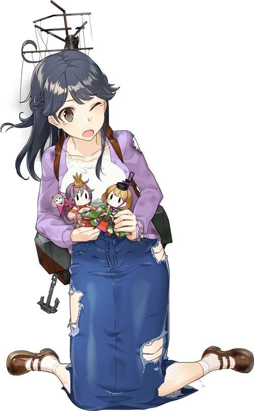 Ushio Kai Ni Hinamatsuri Full Damaged