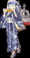Kamoi Yukata Full
