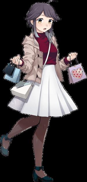 Hayanami Valentine Full