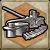 New Model Gun Mount Improvement Material Icon