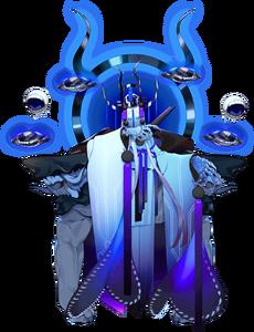 Abyssal Sun Princess Damaged Full