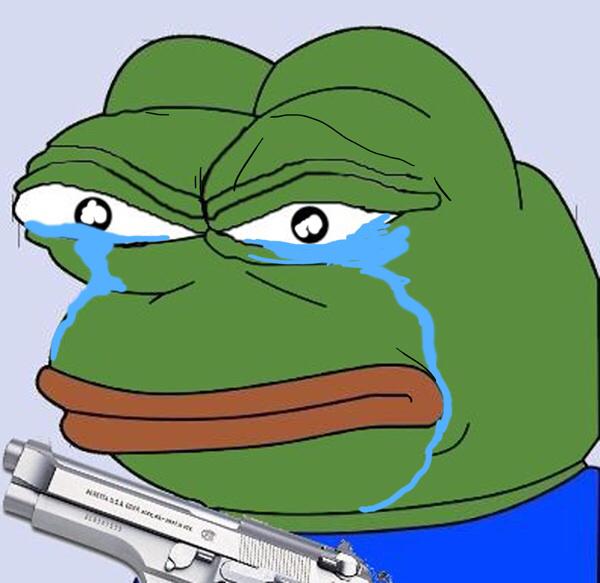 Crying Frog Meme 16