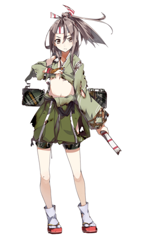 Zuihou Kai Full Damaged