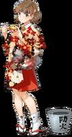 Chiyoda Yukata Full