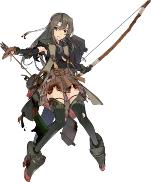 Zuikaku Kai Ni Winter 2018 Event Full Damaged