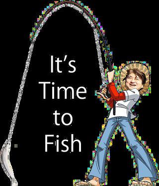 Tanaka fisherman