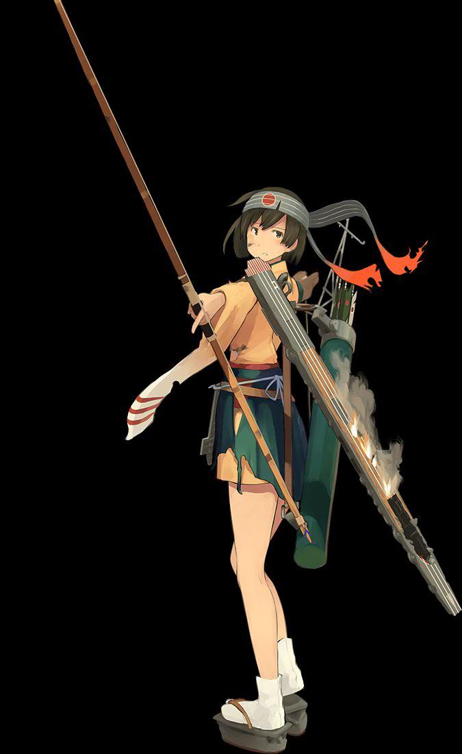 CV Hiryuu Kai Ni 196 Full Damaged