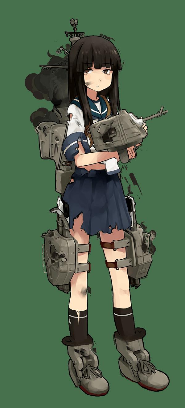 Hatsuyuki Full Damaged