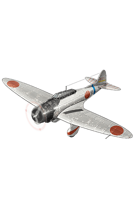 Type 99 Dive Bomber (Skilled) 097 Equipment