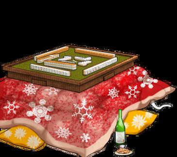 Admiral's mahjong table 2