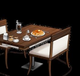 Café Table Set