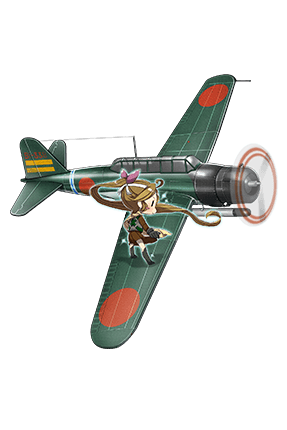 Type 97 Torpedo Bomber (Skilled) 098 Full