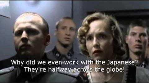 Kancolle - Hitler Reacts to Ro-500