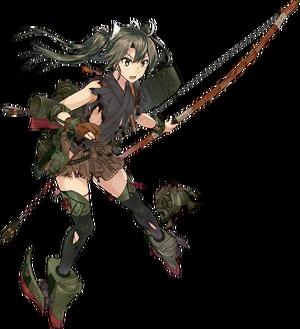 CV Zuikaku Kai Ni 462 Full Damaged