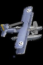Fairey Seafox Kai 371 Equipment