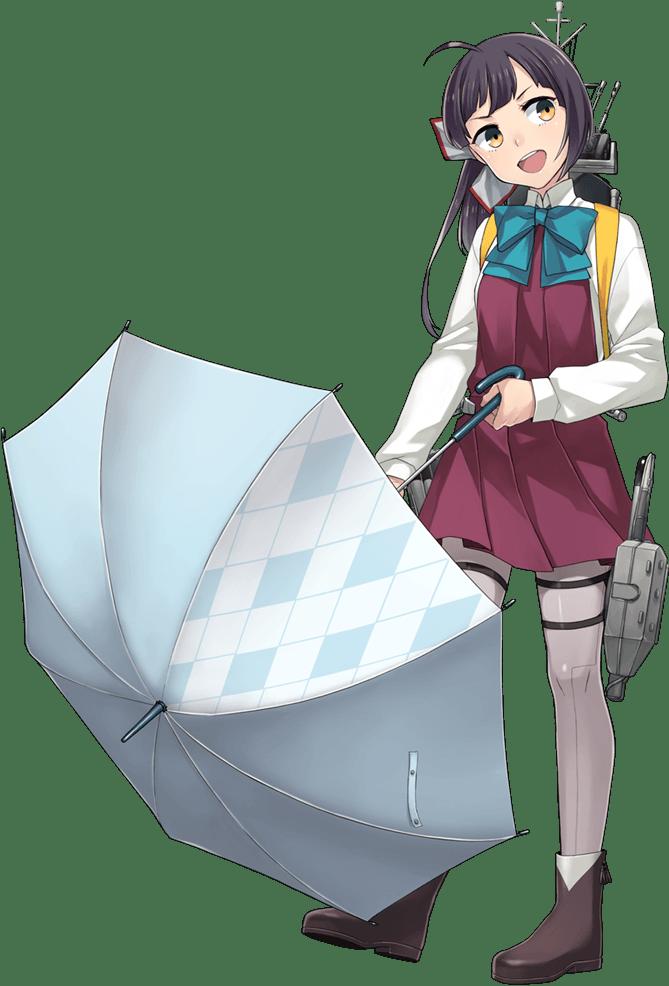 Fujinami Rainy Full