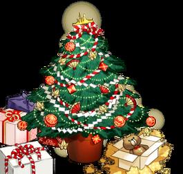 Christmas tree of Destroyer fleet girls