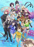 Kandagawa Jet Girls anime poster 2