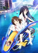 Kandagawa Jet Girls anime poster