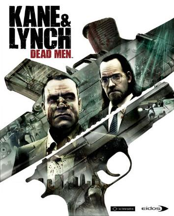 Image result for Kane and Lynch Dead Men cover pc