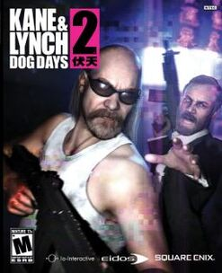 Kane & Lynch 2 cover