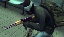 Goodbye katty gun robber