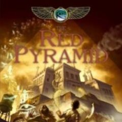 The first book: The Red Pyramid