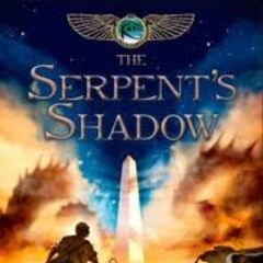 The third book: The Serpent's Shadow