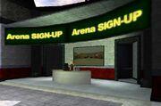 Kaching arena signup