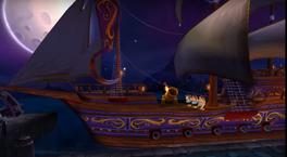 Statek Kapitana Bosmana