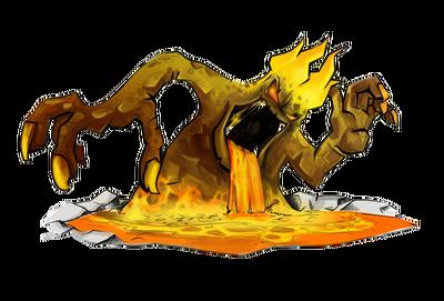 Kao3 bog wulkanu