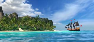 Tajemnicza Wyspa