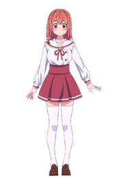 Sumi Profile Pic (Anime)