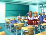 Yuichi's class