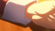 Sayuri wrist cut