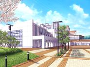 Yuichi's high school spring