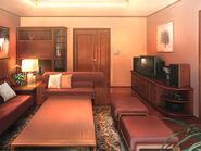 Minase Residence living room