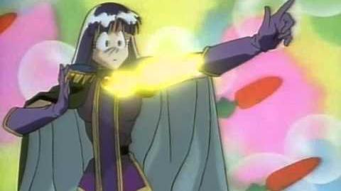 Flare Arrow Sylphiel 炎の矢 シルフィールのフレアアロー