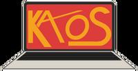 KAOS large logo full color PNG